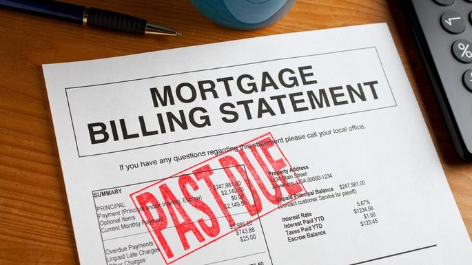 Selling a Home if You are Behind on Mortgage Payments?