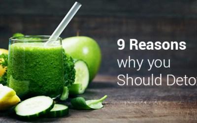 Nutrition Workshop Benefits: 9 reasons why you Should Detox