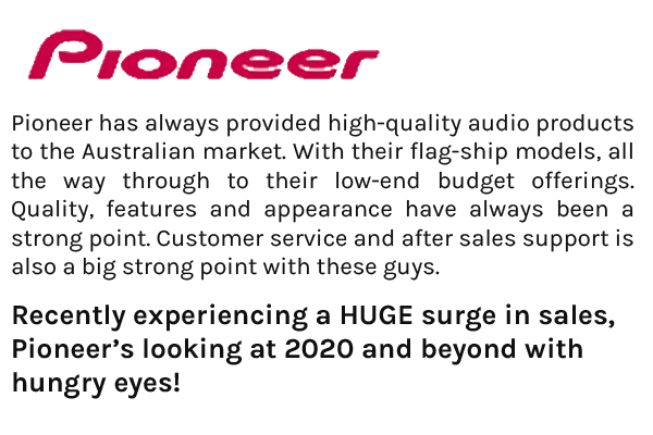 Pioneer Car Audio Bankstown Sound & Marine
