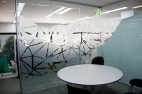 Office Glass Frosting Designs - Office Designs