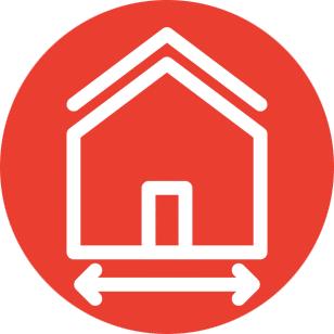 home improvement icon banner edge media