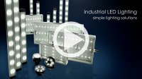 Industrial LED Lighting - Simple Lighting Solutions [Video ...