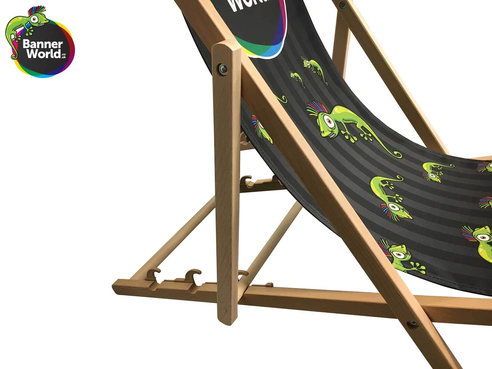 deck chair images scandinavian design kneeling branded chairs full colour printed personalised