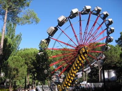Coaster Trips 2003 Parque de Atracciones de Madrid