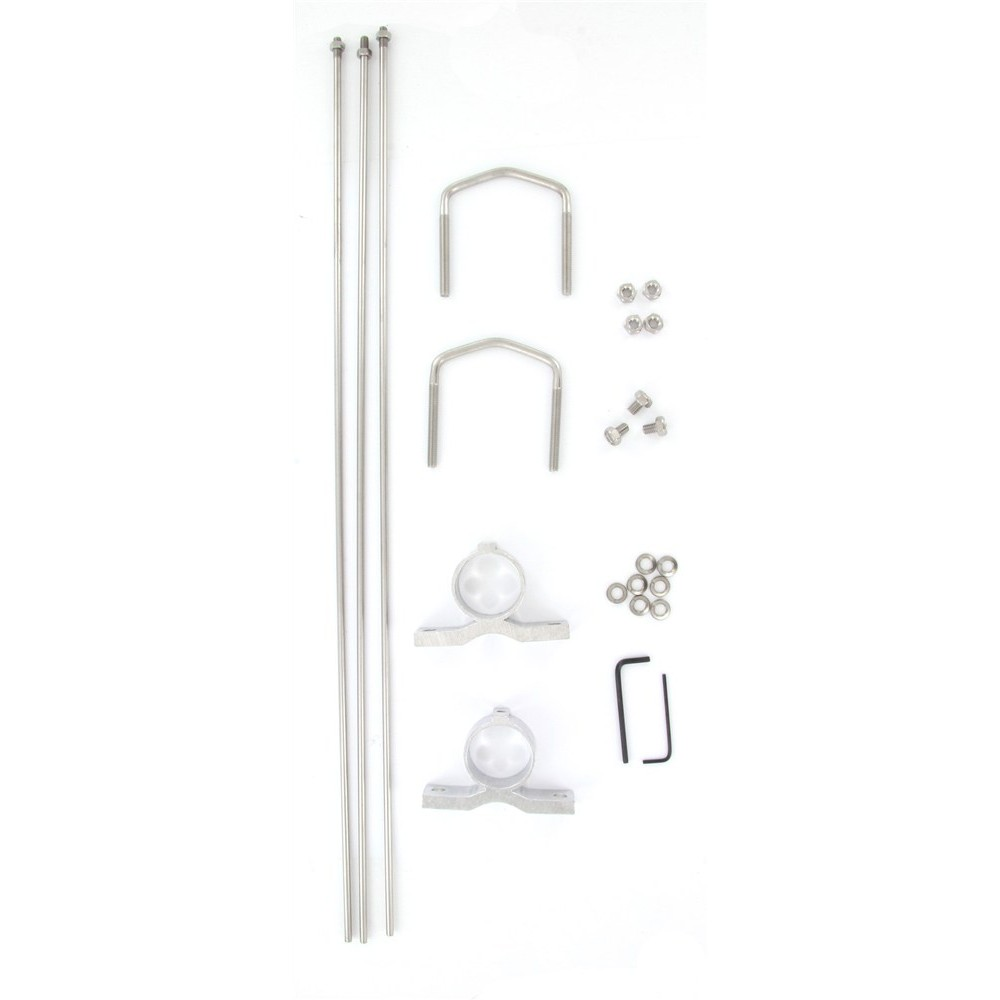 Tram 1480 Dual Band 2 Section Base Antenna (144-148/430