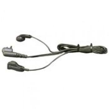 Motorola Earbud w/ Clip Microphone and PTT (53866)