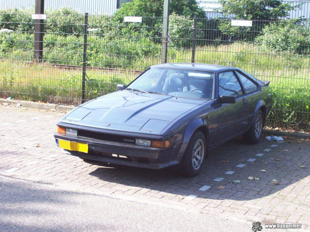 medium resolution of dots 1985 toyota celica supra ma61 with 5m ge engine