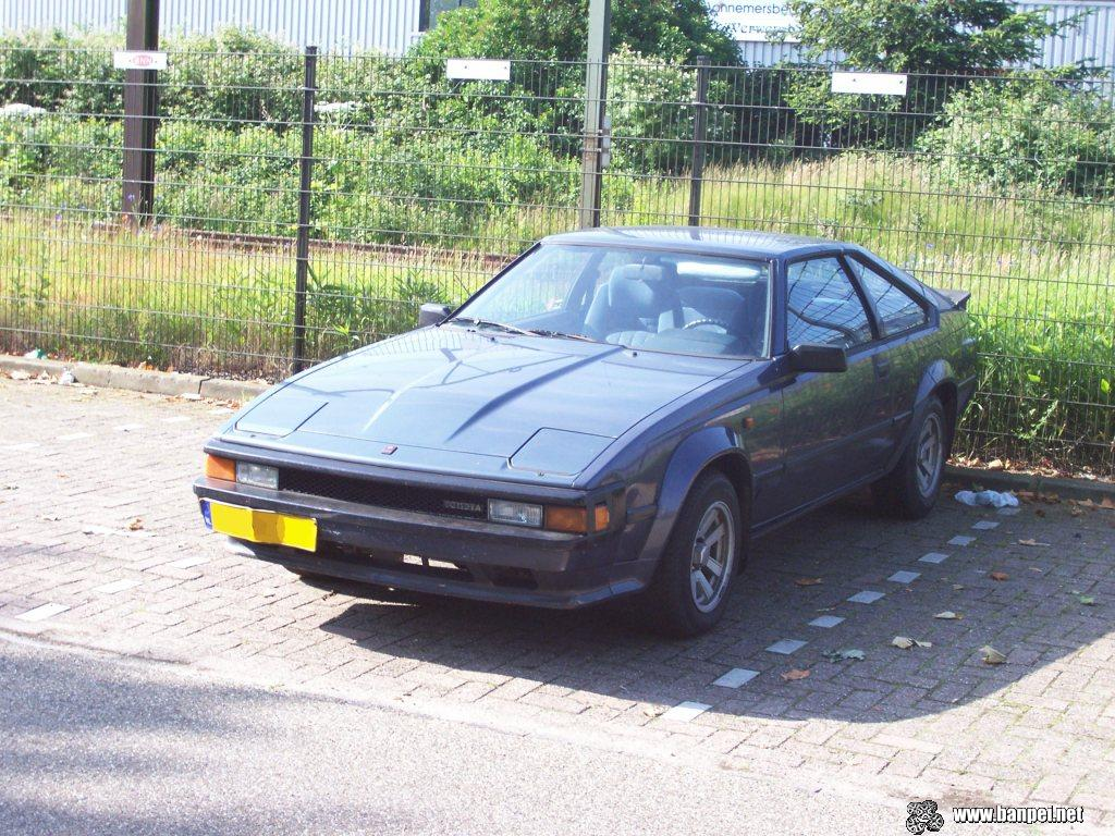 hight resolution of dots 1985 toyota celica supra ma61 with 5m ge engine