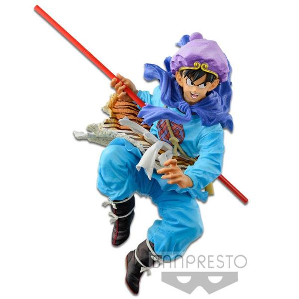 Figura Son Goku Banpresto Figure Colosseum