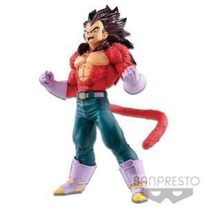 Figura Vegeta Super Saiyan 4 por Banpresto