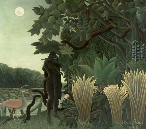 Henri_Rousseau,_The_Snake_Charmer_la charmeuse de serpents