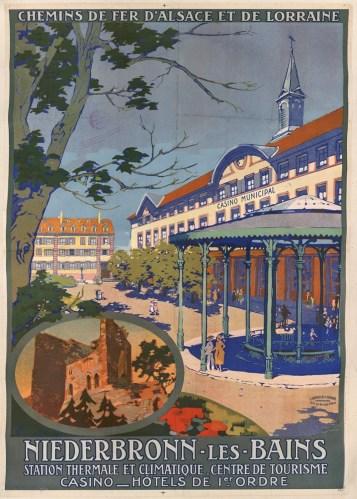Alsace-Lorraine-Niederbronn, Banque de l'image
