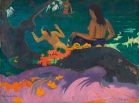 Paul Gauguin, Banque de l'image