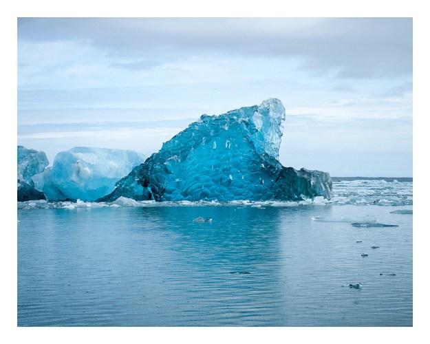 Iceberg, Antartique, Banque de l'Image