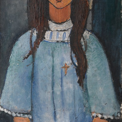 Alice, Modigliani, 1916