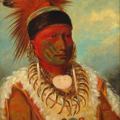 827px-George_Catlin_-_The_White_Cloud,_Head_Chief_of_the_Iowas_-_Google_Art_Project