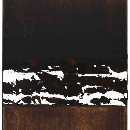 La Banque de l'Image-Reproduction 1999 -Pierre Soulages
