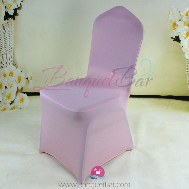 light pink spandex chair covers small mat reviews cocktail table stretch for wedding cover lyc sp1cc a1h11