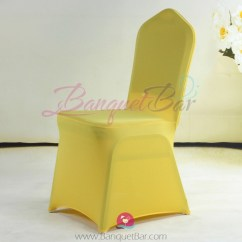 Stretch Chair Covers Fabric Side Chairs Spandex Cocktail Table For Wedding Elastic Lycra Sash