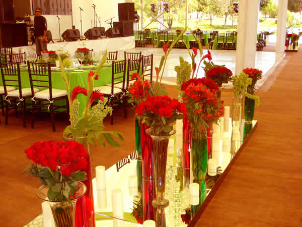 Decoracin de salones Decoracin de eventos bodas fiestas