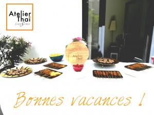 Cours De Cuisine Thailandaise Paris