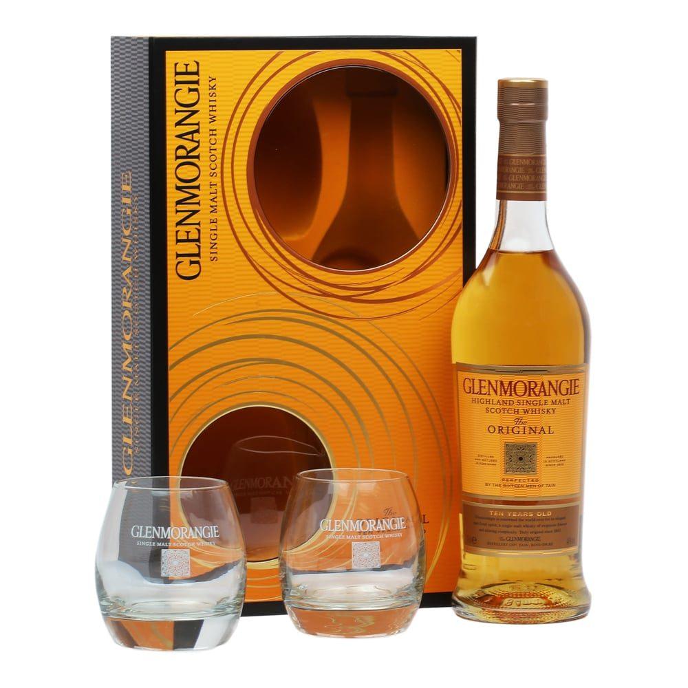 Glenmorangie – The Original 10 Year Old – Single Malt – Scotch Whisky – Gift ...