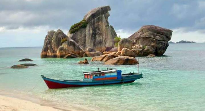 Wisata Pulau Dua Kota Serang Surganya Migrasi Para Burung Bantennews Co Id