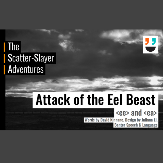 Attack of the Eel Beast Scatter Slayer Adventures