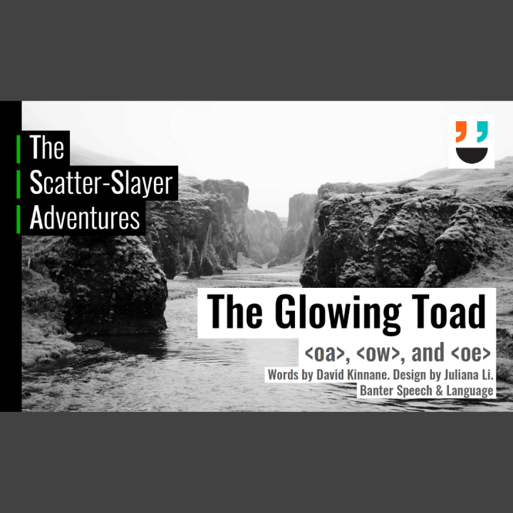 Scatter Slayer Book 5 The Glowing Toad
