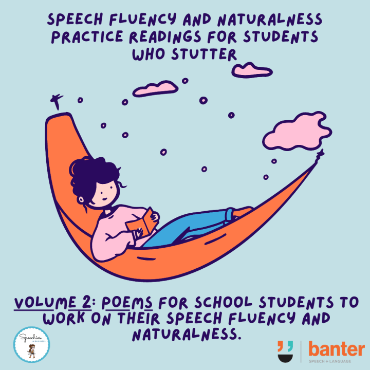 Speech Fluency and Naturalness Practice readings for students who stutter Volume 2