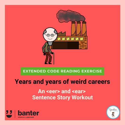 Years and years of weird careers