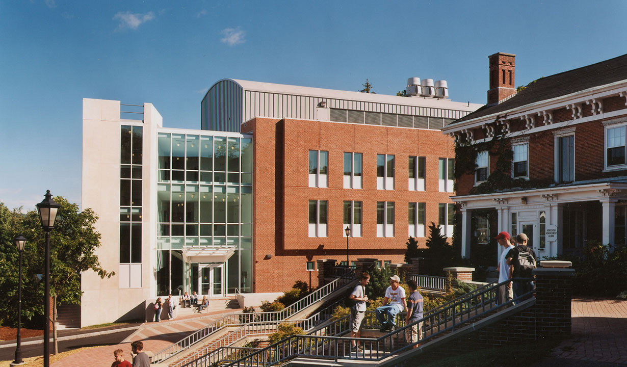 Plymouth State University Boyd Science  Banwell Architects