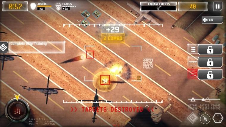 ataque guiado de drone en drone shadow strike 3