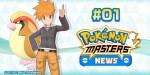Primeros eventos para Pokémon Masters