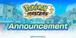 Fecha de lanzamiento de Pokémon Masters anunciada