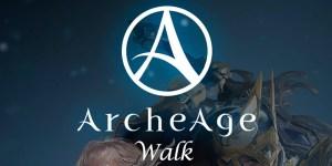 Portada del juego Arche Age Walk