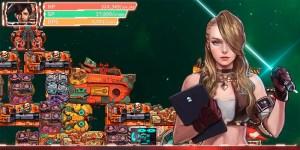 Portada del juego Cosmic Wars: The Galactic Battle