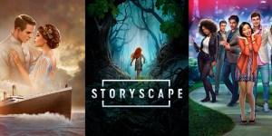 Portada del juego Storyscape