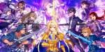 Registro para Sword Art Online Alicization