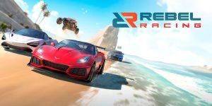 Portada del juego Rebel Racing