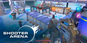 Portada del juego Rise: Shooter Arena