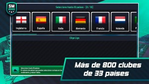 Imagen del juego Soccer Manager 2020