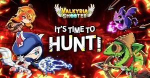 Portada del juego Valkyria Shooter