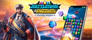 Portada del juego Battleship & Puzzles