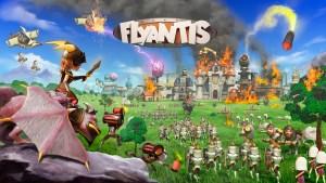 Portada del juego Flyantis
