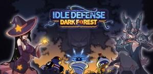 Portada del juego Idle Defense Dark Forest