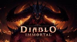 Portada del juego Diablo Immortal