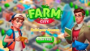 Portada del juego Farm City