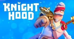 Portada del juego Knighthood
