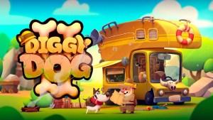 Portada del juego My Diggy Dog 2